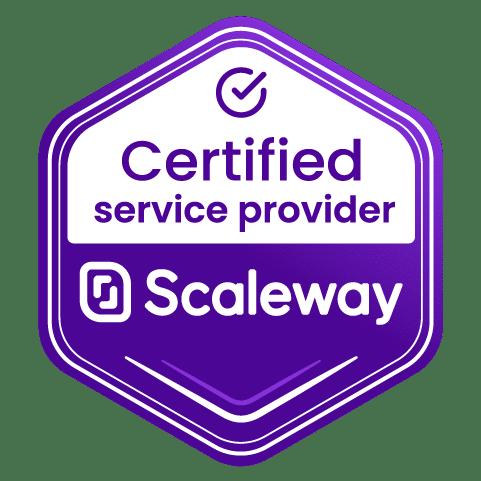 Partenaire de Dutiko : Scaleway